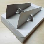 A4パンフレットスタンドD40mm-印刷-販促通販
