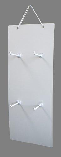 吊り下げハンガーボード 4個穴タイプ