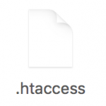 Macで不可視ファイルを表示するショートカット